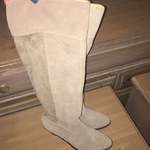Kennth Cole Over the knee boots